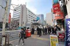 東京メトロ銀座線虎ノ門駅の様子。(2009-02-19,共用部,ENVIRONMENT,1F)