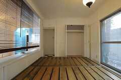 収納の様子。(103号室)(2012-09-13,専有部,ROOM,1F)