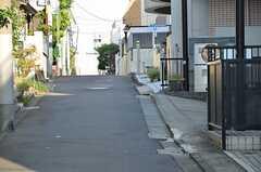 シェアハウスの周辺は落ち着いた住宅街です。(2012-09-13,共用部,ENVIRONMENT,1F)
