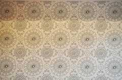 女性らしい壁紙が印象的。(203号室)(2010-09-21,共用部,OTHER,2F)