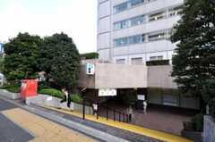各線・青山一丁目駅の様子。(2010-09-21,共用部,ENVIRONMENT,1F)