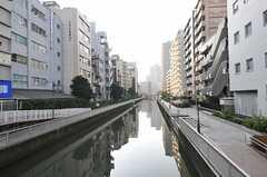シェアハウス近くの運河。(2011-12-08,共用部,ENVIRONMENT,1F)