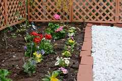 家庭菜園も可能とのこと。(2014-11-29,共用部,OTHER,1F)