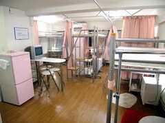 ドミトリーの様子。(204号室)(2007-07-19,専有部,ROOM,2F)