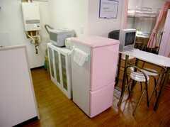 204号室のキッチン2(2階)(2007-07-19,共用部,KITCHEN,2F)