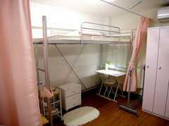 ドミトリーの様子。(204a号室)(2007-07-19,専有部,ROOM,2F)
