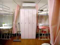 204号室のプライベートロッカー(2階)(2007-07-19,共用部,OTHER,2F)