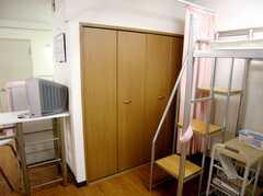 204号室の共用クローゼット(2階)(2007-07-19,共用部,OTHER,2F)