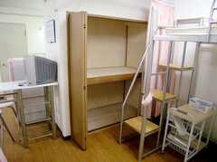 204号室の共用クローゼットを開けた所(2階)(2007-07-19,共用部,OTHER,2F)