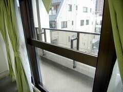 専有部の様子7。(4081号室)(2007-09-04,専有部,ROOM,4F)