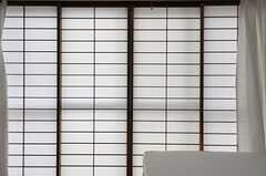 障子戸の様子。(203号室)(2013-10-10,専有部,ROOM,2F)