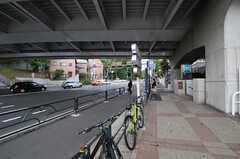 東京メトロ千代田線・乃木坂駅の様子。(2013-10-10,共用部,ENVIRONMENT,1F)