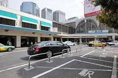 最寄りの品川駅の様子。(2013-03-05,共用部,ENVIRONMENT,1F)