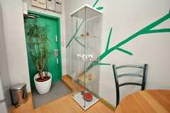 食器棚の様子。(2009-02-06,共用部,OTHER,8F)
