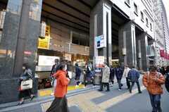 各線六本木駅の様子。(2009-02-06,共用部,ENVIRONMENT,1F)