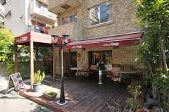 レストランやショップもテナントとして入っています。(2013-02-21,共用部,ENVIRONMENT,1F)