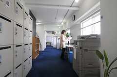 シェアオフィスの様子。(2013-02-21,共用部,OTHER,2F)