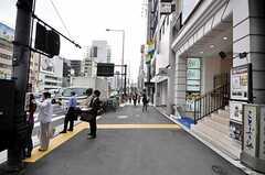 各線・表参道駅周辺の様子。(2009-06-04,共用部,ENVIRONMENT,1F)