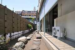 庭の様子2。(2013-05-09,共用部,OTHER,1F)
