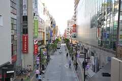 JR中央線・三鷹駅前の様子。(2013-05-09,共用部,ENVIRONMENT,1F)
