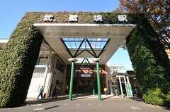 JR中央線・武蔵境駅の様子。(2011-11-24,共用部,ENVIRONMENT,1F)