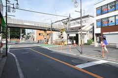 京王井の頭線・三鷹台駅の様子。(2012-08-29,共用部,ENVIRONMENT,1F)