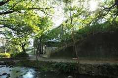 井の頭公園駅の様子。(2011-10-27,共用部,ENVIRONMENT,1F)