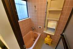 バスルームの様子。(2017-03-22,共用部,BATH,1F)