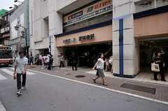 各線・吉祥寺駅の様子。(2011-08-22,共用部,ENVIRONMENT,1F)