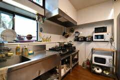 キッチンの様子2。(2020-08-28,共用部,KITCHEN,1F)