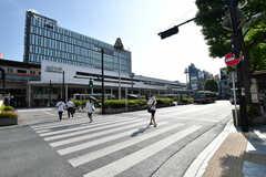 吉祥寺駅の様子。(2020-08-28,共用部,ENVIRONMENT,1F)