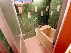 バスルームの様子。(2008-03-17,共用部,BATH,2F)