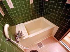 バスルームの様子2。(2008-03-17,共用部,BATH,2F)