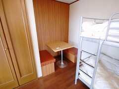 ドミトリーの様子2。(303号室)(2008-03-17,専有部,ROOM,3F)