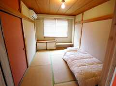 専有部の様子。和室。(302号室)(2008-03-17,専有部,ROOM,3F)