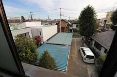 窓からの眺め。(304号室)(2013-12-17,専有部,ROOM,3F)