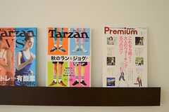 1Fのテーマは、もちろん健康。(2013-12-17,共用部,OTHER,1F)