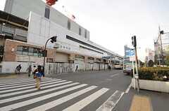 各線・吉祥寺駅の様子。(2013-12-17,共用部,ENVIRONMENT,1F)
