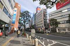 各線・吉祥寺駅前の様子。(2013-12-17,共用部,ENVIRONMENT,1F)