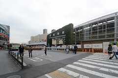 各線・武蔵境駅の様子。(2014-09-10,共用部,ENVIRONMENT,1F)