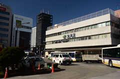 各線・中野駅の様子。(2016-02-10,共用部,ENVIRONMENT,1F)