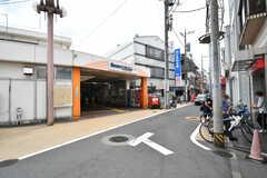 西武新宿線・都立家政駅の様子。(2021-07-26,共用部,ENVIRONMENT,1F)