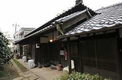 築90年の立派な日本家屋です。(2013-03-29,共用部,OUTLOOK,1F)