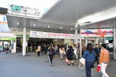 各線・中野駅の様子。(2019-11-06,共用部,ENVIRONMENT,1F)