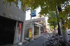 東京メトロ丸ノ内線新中野駅の様子。(2009-01-08,共用部,ENVIRONMENT,1F)