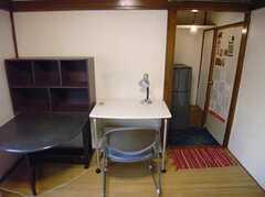 専有部の様子3。(206号室)(2007-12-27,専有部,ROOM,2F)