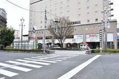 各線・高円寺駅の様子。(2018-03-22,共用部,ENVIRONMENT,1F)
