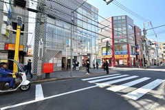 東京メトロ丸ノ内線・中野新橋駅の様子。(2019-04-16,共用部,ENVIRONMENT,1F)