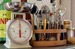 キッチンの小物達。(2009-11-20,共用部,OTHER,1F)