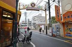 西武新宿線・野方の様子。(2015-01-21,共用部,ENVIRONMENT,1F)